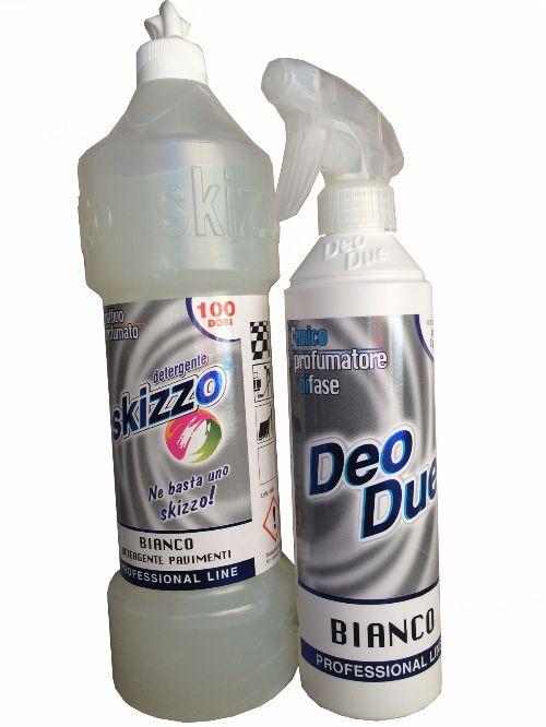 Skizzo-+-Profumatore-Bianco/Fior-di-Loto